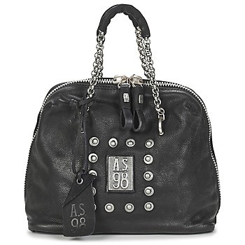 Airstep / A.S.98 200489-102-6002 women's Handbags in Black. Sizes available:One size