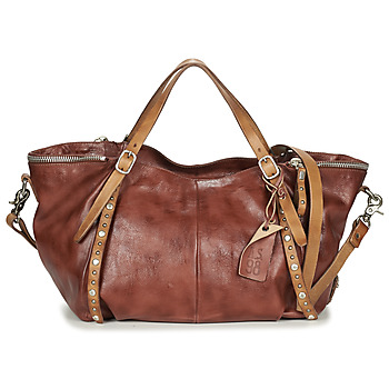 Airstep / A.S.98 TARA women's Handbags in Brown. Sizes available:One size